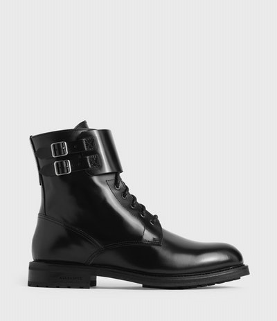 Brigade Leather Boot