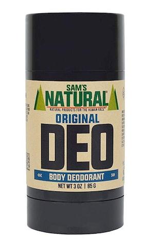 Sam's Natural Deodorant Stick