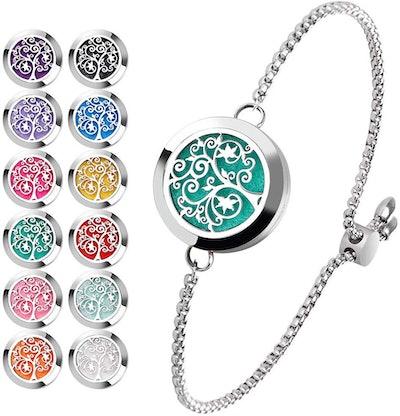 ttstar Essential Oil Diffuser Bracelet