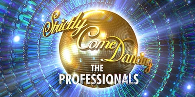 Strictly Come Dancing: The Professionals Tour Tickets