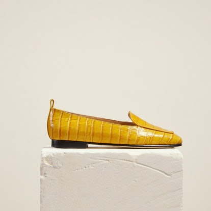 Cruise Loafer, Amber Croc