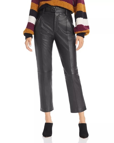 Trula Lamb Leather Pants