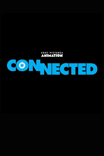 Connected animated movie Sony Pictures poster