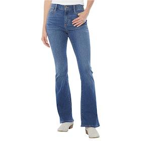 a.n.a Women's High-Rise Flare Jean