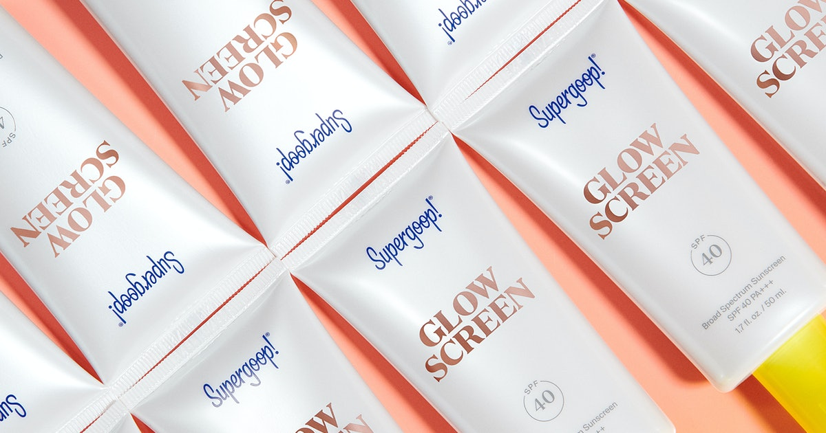 Supergoop! Just Launched Another Primer — & It's *So* Different From Its Other Versions