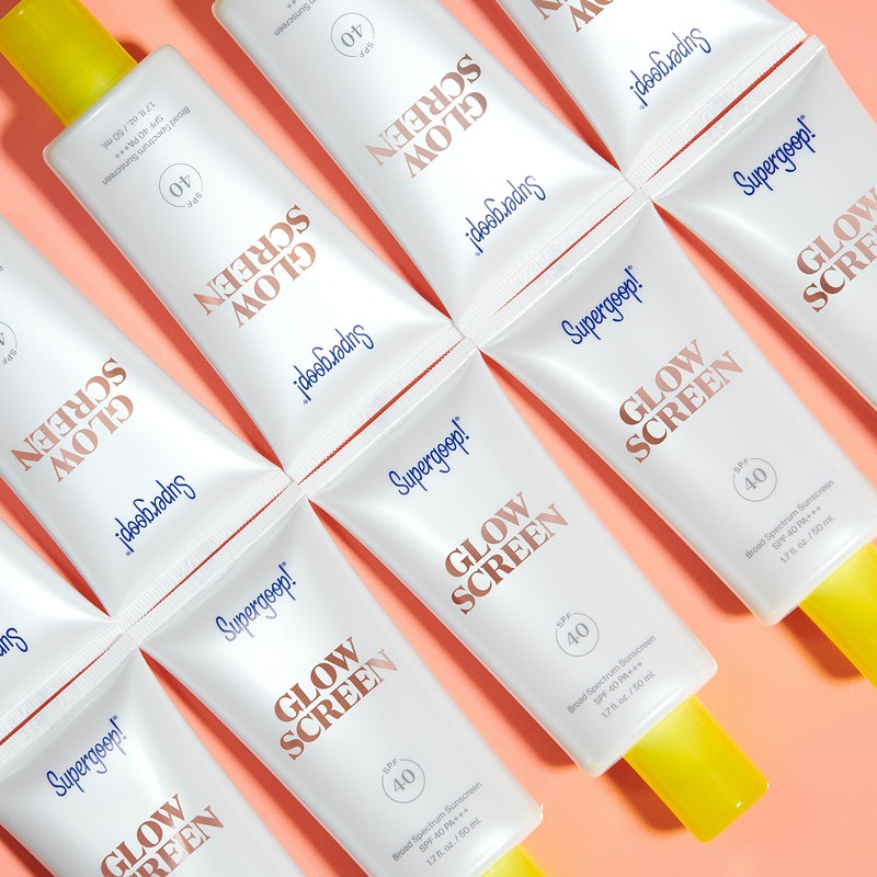 Supergoop!'s New Glowscreen is a primer that adds a glow effect