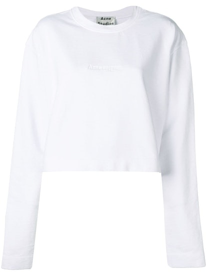 Odice Cropped Sweatshirt