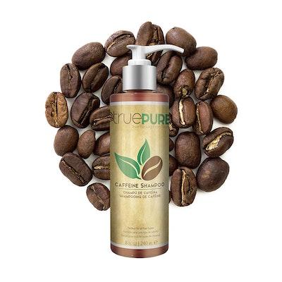 TruePure Natural Caffeine Shampoo