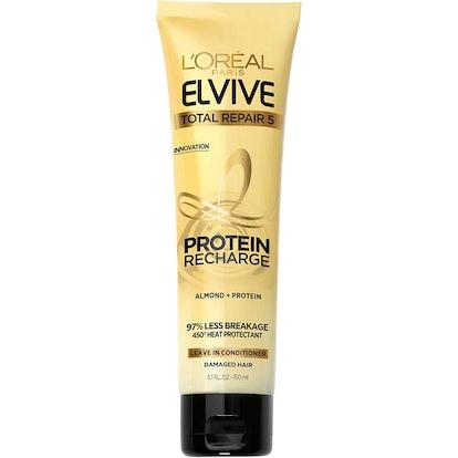 L'Oreal Paris Elvive Total Repair 5 Protein Recharge Leave-In Conditioner