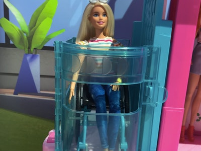 The new wheelchair update to the Barbie Dreamhouse elevator proves that Mattel is looking to be as inclusive as possible.