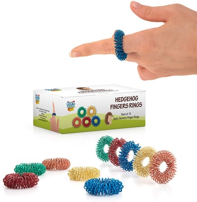 Pick A Toy Stress Relief Fidget Sensory Toy (10-Pack)