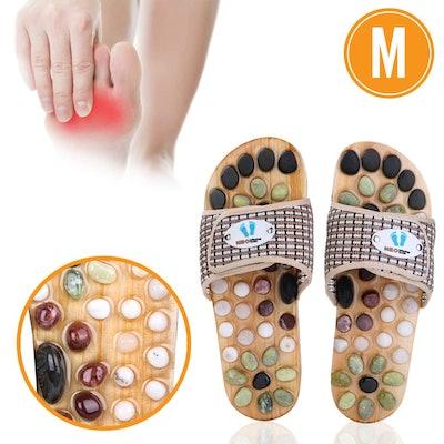 Neo Reflexology Sandals Acupressure Massage Slippers