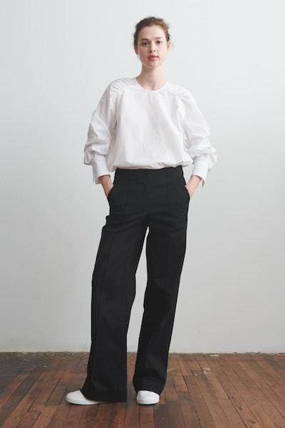 Cotton Blouse White