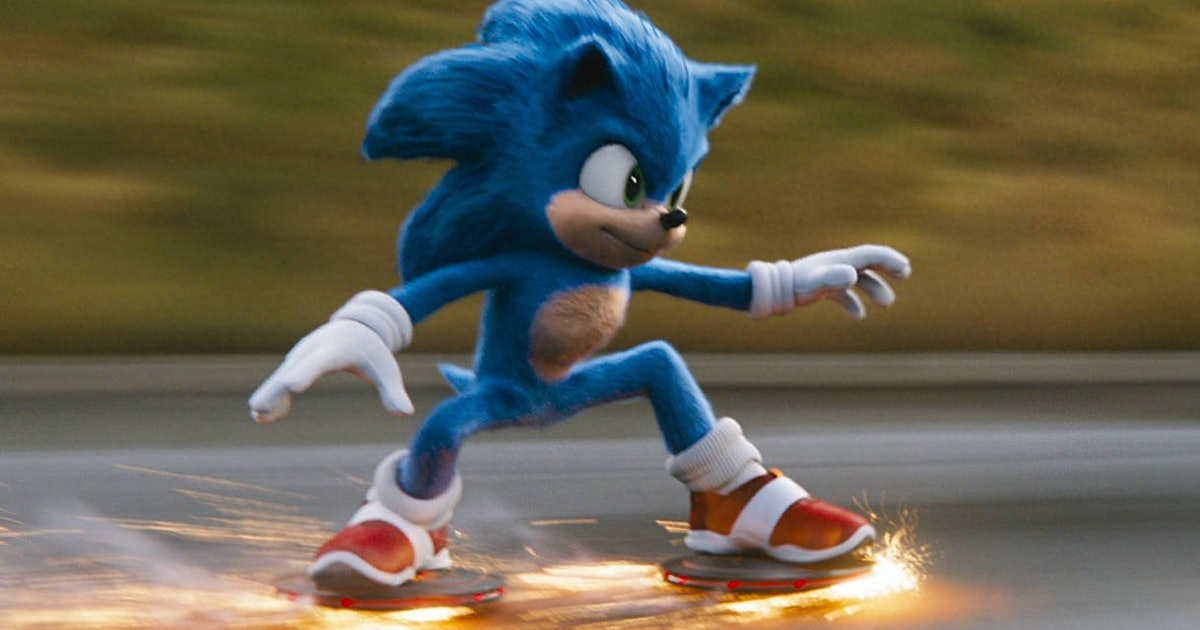 Sonic The Hedgehog Netflix Release Date Here S What You Need To Know