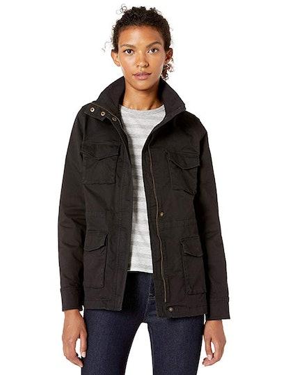 Amazon Essentials Women's Utility Jacket