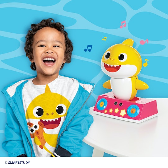 Baby Shark Dancing DJ Toy