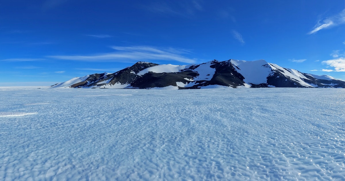 What happened 129,000 years ago in Antarctica could be our future
