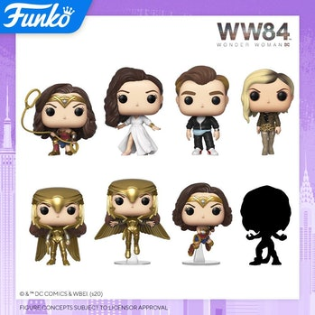 Wonder Woman 1984 Cheetah Funko pop