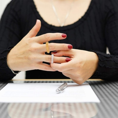 Blulu Acupressure Finger Rings (30 Pieces)