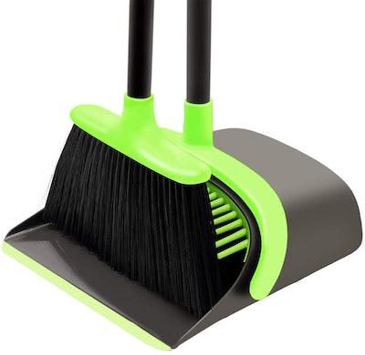 Sangfor Broom And Dustpan Set
