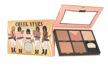 Shades from Benefit Cosmetics' new Cheek Stars Reunion Tour Palette.