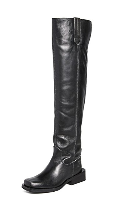 MC Knee Boots