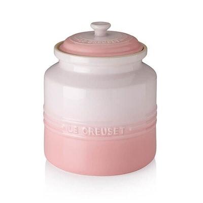 Stoneware Biscuit Jar