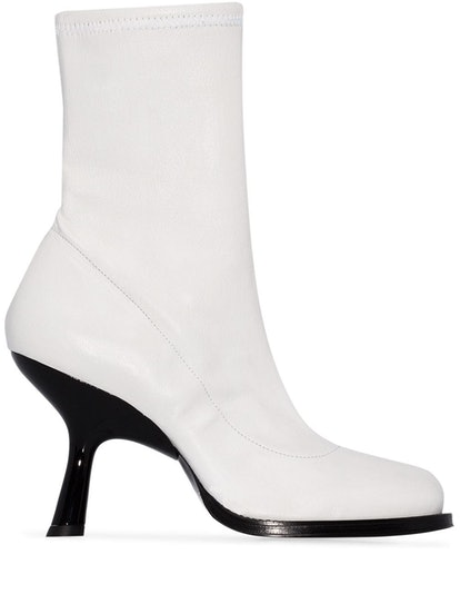 90 Stretch Ankle Boots
