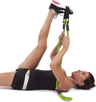 GoFit Muscle Flexibility Stretch Rope
