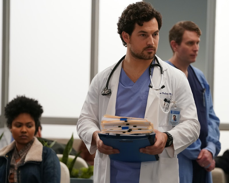 DeLuca on 'Grey's Anatomy' might be bipolar