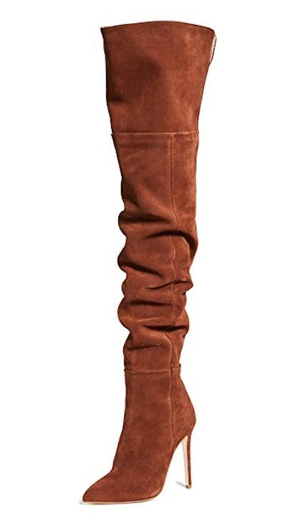 Scrunchie Boots