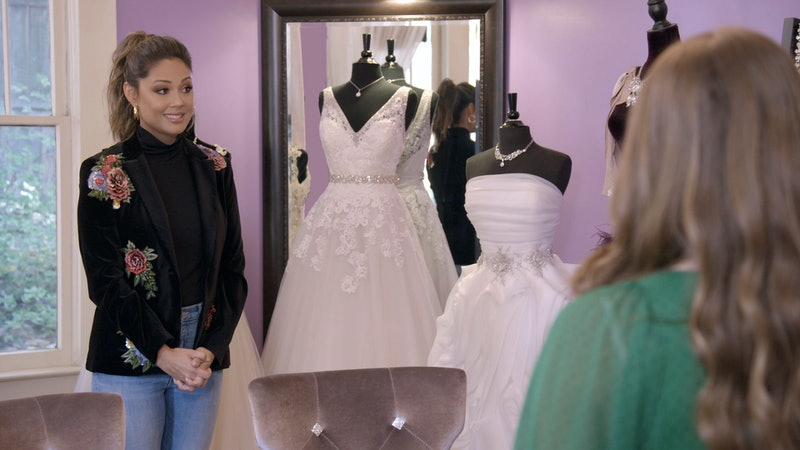 Wedding dresses on Netflix's Love Is Blind