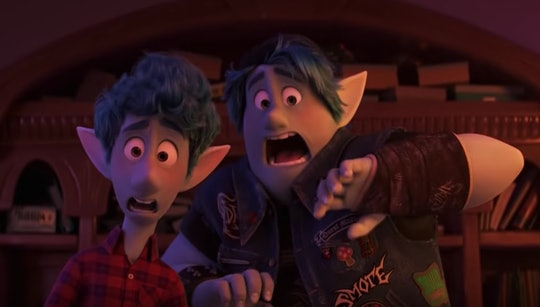 Pixar's newest film, 'Onward' is currently in theaters and take a while before people see it on Disn...