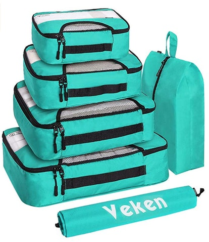 Veken Packing Cubes (6-Pack)
