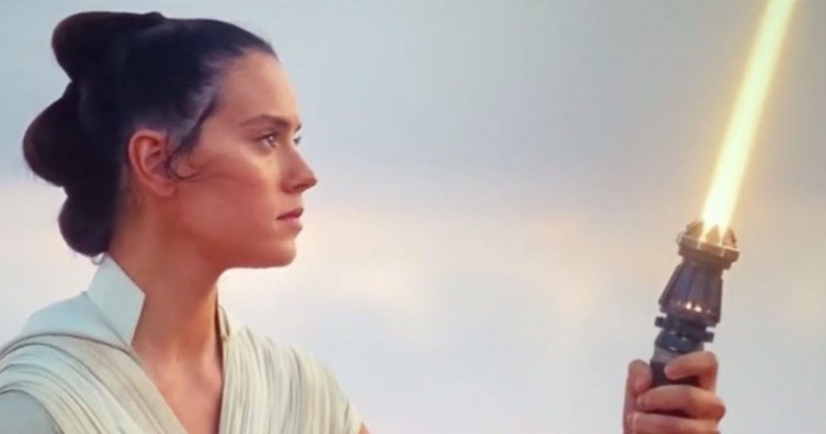 Star Wars theory: New book will reveal the Jedi legacy of Rey's yellow lightsaber