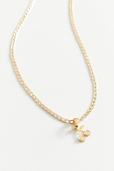 Image Gang Cherry Chain Necklace