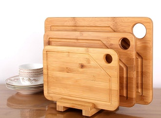 MOHY BAMBOO PRODUCTS Cutting Boards (3-Piece Set)