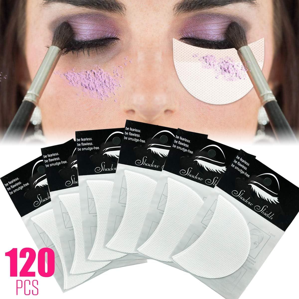 TailaiMei Eye Make Up Shields (120-Pieces)