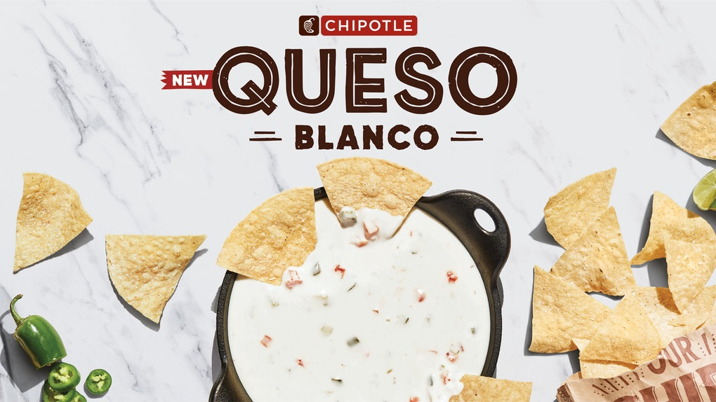Chipotle's 2020 Queso Blanco nationwide release is a big upgrade from its original queso recipe.