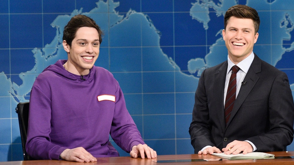 Pete Davidson hinted he may leave 'Saturday night Live' in a blunt new interview.