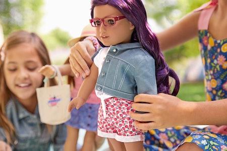 American Girl Truly Me #86
