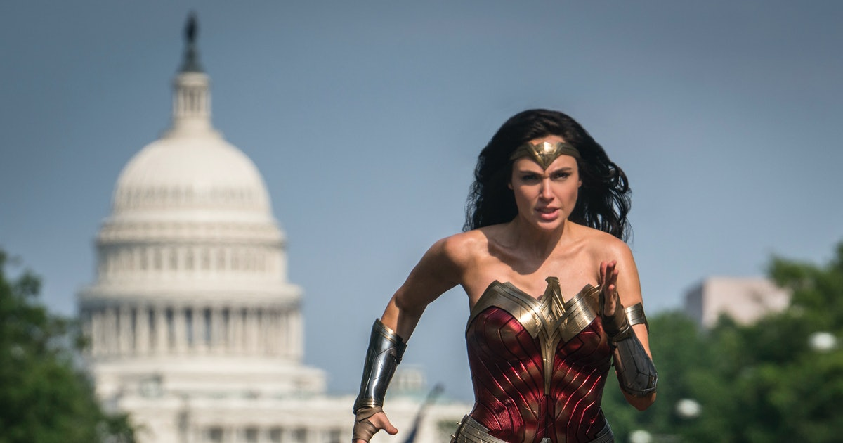'Wonder Woman 1984': Release date, trailer, plot details, and more
