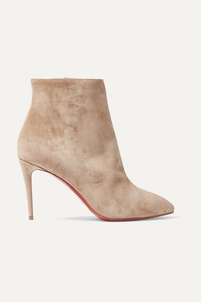 Eloise 85 Suede Ankle Boots