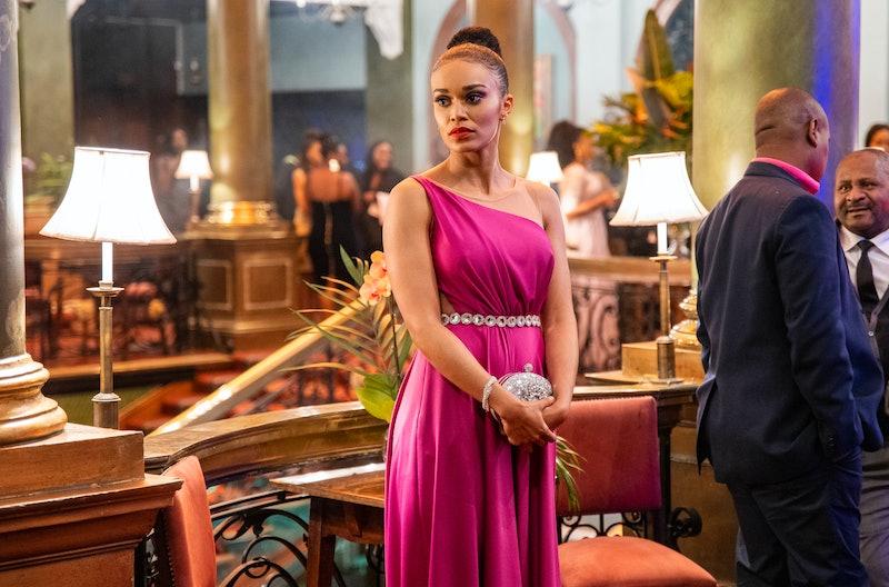 Netflix's Queen Sono is a fictional creation like James Bond.