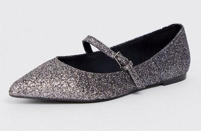 Lucas Mary Jane Ballet Flats
