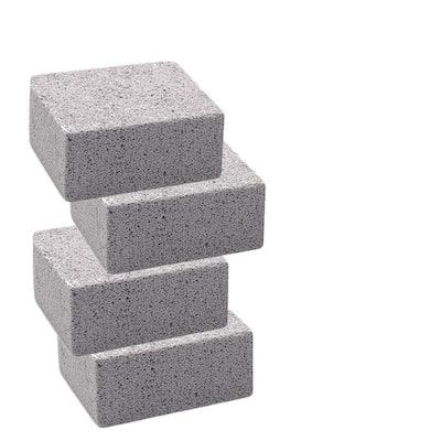 Kelfuoya Elaziy Grill Cleaning Stones (4-Pack)