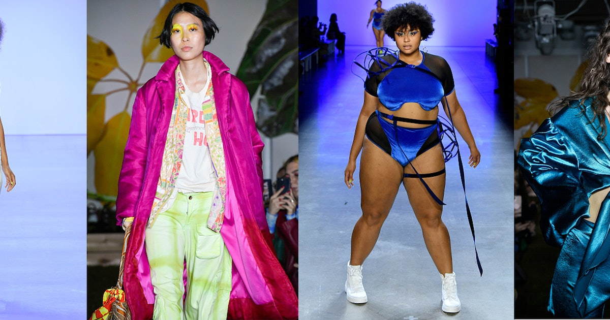NYFW Isn't Dead. Young Designers Are Taking It Back