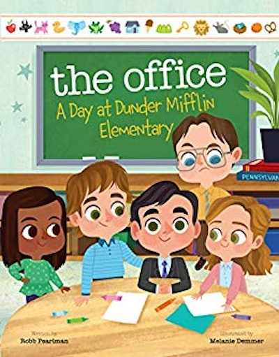 'The Office: A Day at Dunder Mifflin Elementary' by Robb Pearlman & Melanie Demmer