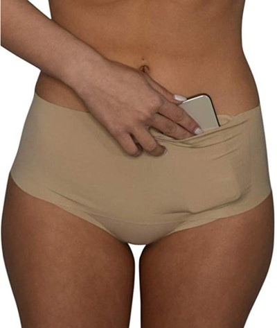 Vockets Hidden Pocket Seamless Underwear