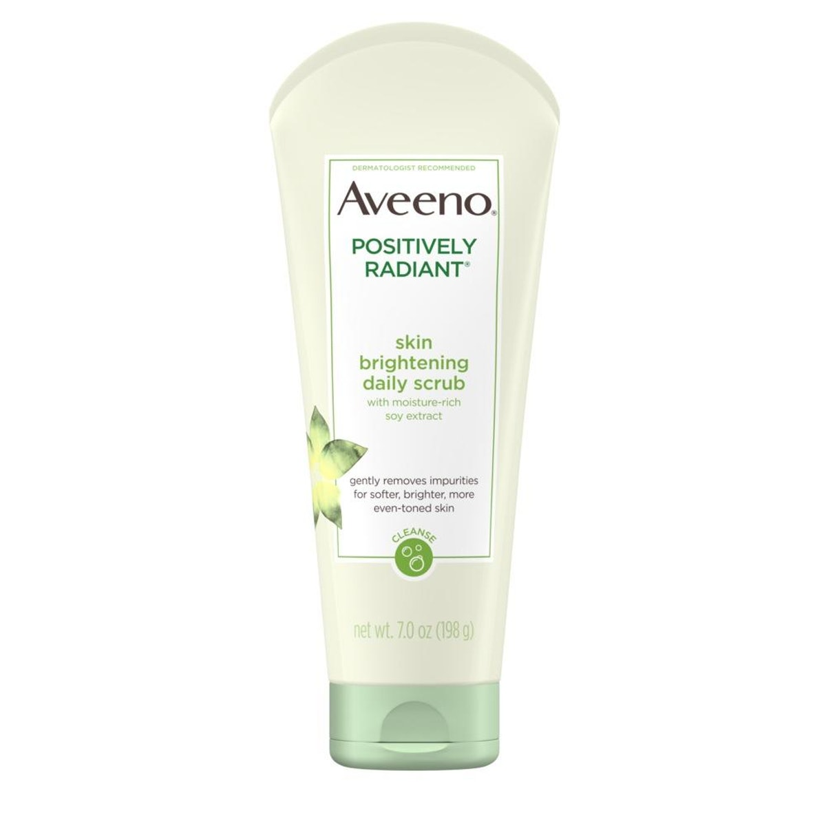 Aveeno Positively RadiantSkin Brightening Daily Face Scrub
